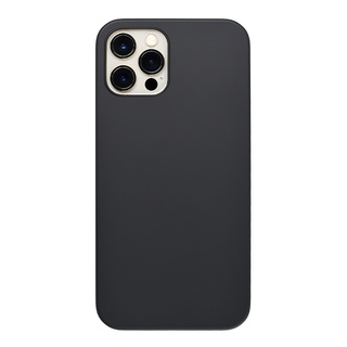 Air Jacket for iPhone12 / iPhone12 Pro (Rubber Black)