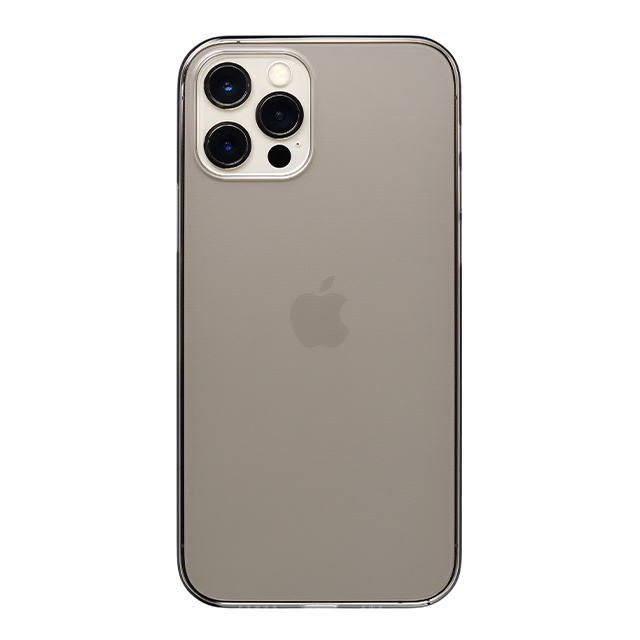 Air Jacket for iPhone12 / iPhone12 Pro (Clear Black)