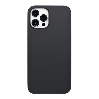 Air Jacket for iPhone12 Pro Max (Rubber Black)