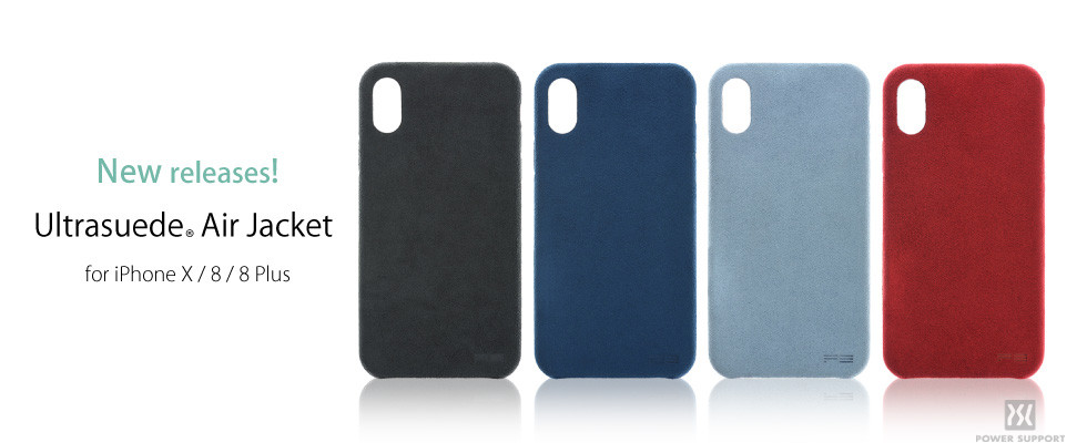 適用於iPhone X / 8/8 Plus的UltraSuede®Air護套