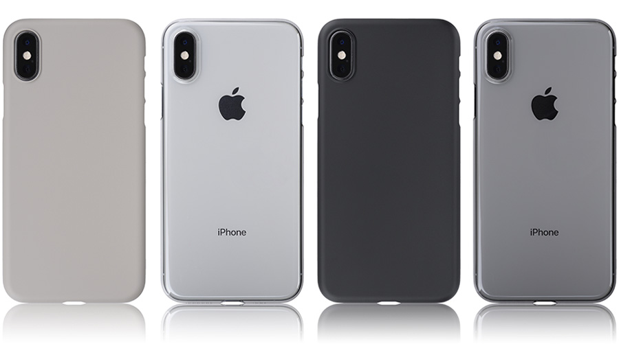 Air Jacket for iPhoneXS(エアージャケット iPhone XS ケース)